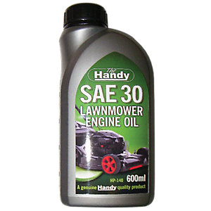 The Handy SAE 30 Lawnmower Engine Oil - 600ml
