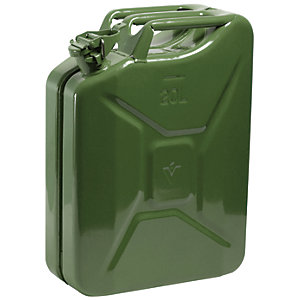 The Handy Steel Jerry Can - 20L