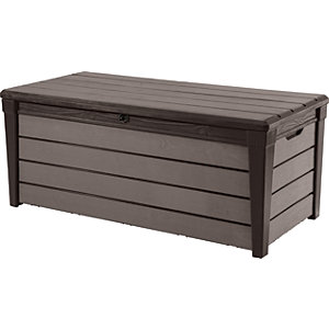 Keter Brushwood Outdoor Box Taupe