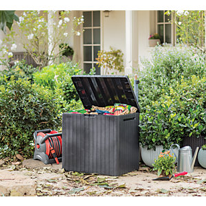 Keter General Purpose Outdoor Storage City Box