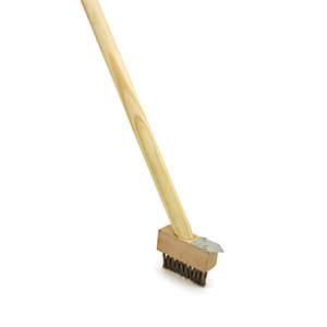 Bentley Pine Patio Weed Brush