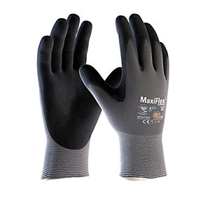 ATG MaxiFlex Ultimate Work Glove with Ad-apt Technology - Large Size 9