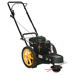 Mcculloch WT420 Wheeled Petrol Trimmer