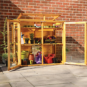 Mercia Mini Greenhouse 1.031x1.148m