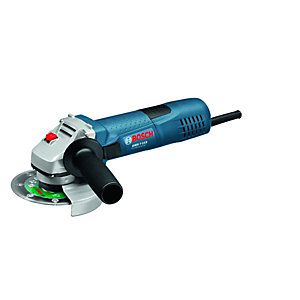 Bosch GWS 7-115 Professional 115mm Angle Grinder 240V - 720W Best Price, Cheapest Prices