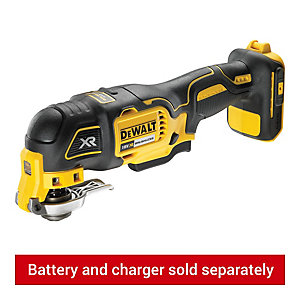 DeWalt DCS355N-XJ 18V XR Li-ion Brushless Oscillating Multi Tool - Bare
