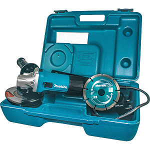 Makita GA4530RKD/2 115mm Angle Grinder 240V - 750W Best Price, Cheapest Prices
