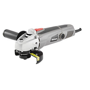 Wickes 115mm Angle Grinder - 850W Best Price, Cheapest Prices