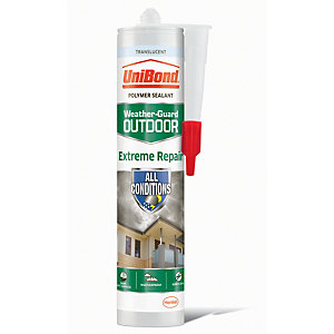 UniBond Extreme Repair Sealant - Translucent 300ml