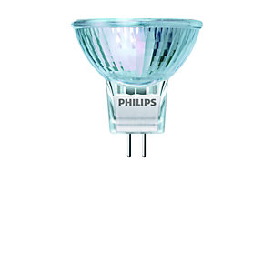 Philips MR11 Halogen Bulb - 20W GU4 - Pack of 2