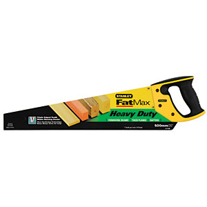 Stanley FatMax Heavy Duty Universal Saw - 20in