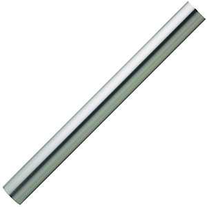 Wickes Brushed Finish Handrail - 40 x 2.4m