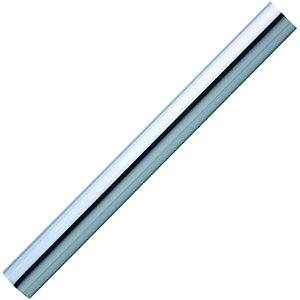 Wickes Polished Chrome Handrail - 40mm x 1.8m