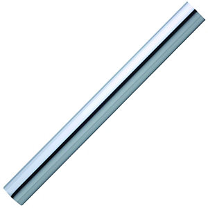 Wickes Polished Chrome Handrail - 40mm x 3.6m