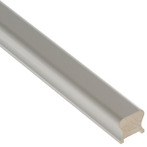 Wickes Primed Handrail - 2.4m