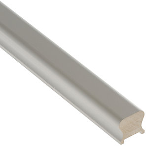 Wickes Primed Handrail - 3.6m