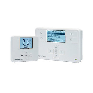 Drayton MiTime RF Pack 1 (1 Ch. Timeswitch + RF Wireless Room Thermostat)