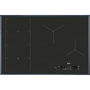 AEG 80cm Induction Hob with SenseFry IAE84851FB