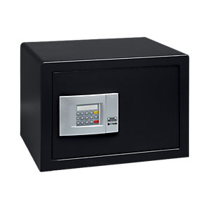 Burg-Wachter Pointsafe Electronic Home Safe - 38.8L Black