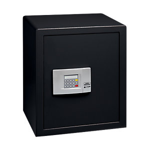 Burg-Wachter Pointsafe Electronic Home Safe - 57.9L Black