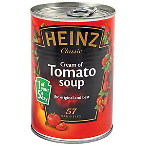 Sterling Heinz Tomato Soup Safe Can - 200g