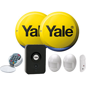 Yale HSA APP Enabled Home Security Alarm Kit B-HSA6610