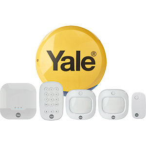 Yale IA-320 Sync Smart Home Alarm - Family Kit