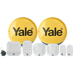 Yale IA-330 Sync Smart Home Alarm Family Kit Plus