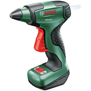 Bosch PKP 3.6V Cordless Li-Ion Hot Glue Gun