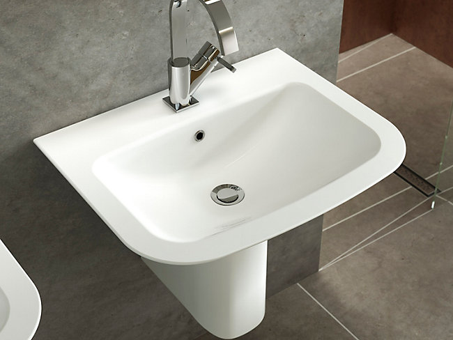 Bathroom Basin Sinks Bathrooms Wickes