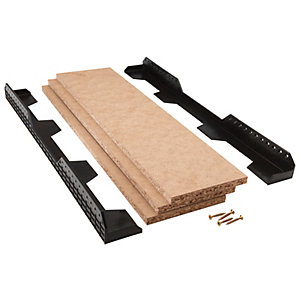 Loftleg Loft Ledge Kit for Trussed Roofs - 550 x 530mm