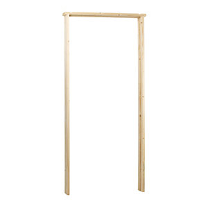 Wickes Internal Cls Sized 63mm Softwood Door Lining 27.5 x 94mm x 2.01m