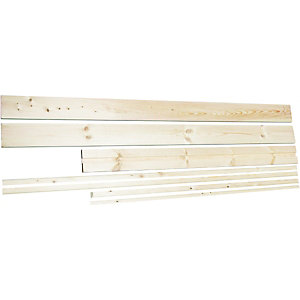 Wickes Newland Softwood Door Lining Frame