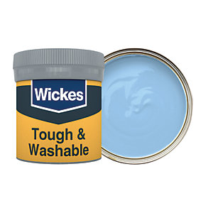 Wickes Beach-hut - No. 920 Tough & Washable Matt Emulsion Paint Tester Pot - 50ml