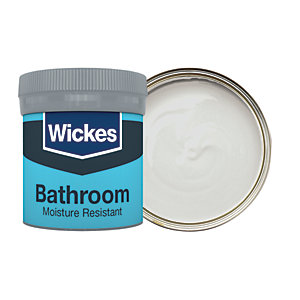 Wickes City Statement - No. 215 Bathroom Soft Sheen Emulsion Paint Tester Pot - 50ml