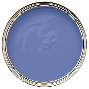 Wickes Colour @ Home Vinyl Matt Emulsion Paint - Bluebell 2.5L