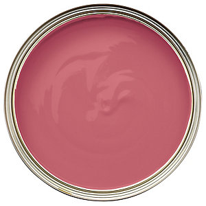 Wickes Colour @ Home Vinyl Matt Emulsion Paint - Cherry Drop 2.5L