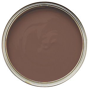 Wickes Colour @ Home Vinyl Matt Emulsion Paint - Chocolate 2.5L