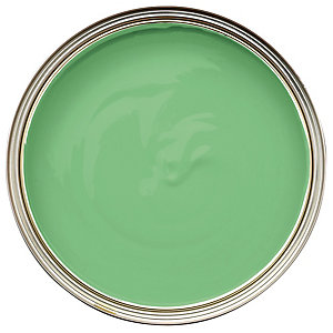 Wickes Colour @ Home Vinyl Matt Emulsion Paint - Conifer Shade 2.5L