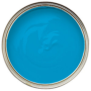 Wickes Colour @ Home Vinyl Matt Emulsion Paint - Discovery Cove 2.5L
