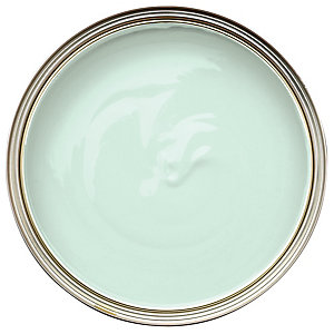 Wickes Colour @ Home Vinyl Matt Emulsion Paint - Jade Whisper 2.5L