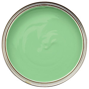 Wickes Colour @ Home Vinyl Matt Emulsion Paint - Mint Blast 2.5L