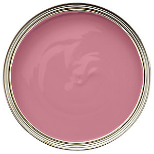 Wickes Colour @ Home Vinyl Matt Emulsion Paint - Rhubarb Crumble 2.5L