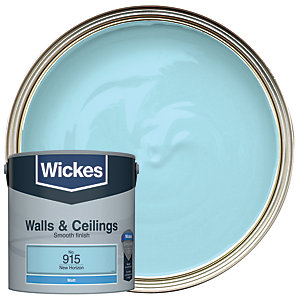 Wickes New Horizon - No. 915 Vinyl Matt Emulsion Paint - 2.5L