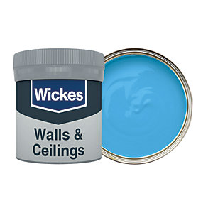 Wickes Sail Away - No. 930 Vinyl Matt Emulsion Paint Tester Pot - 50ml