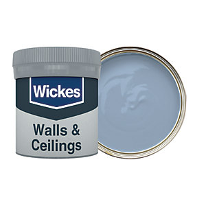 Wickes Tidal Wave - No. 945 Vinyl Matt Emulsion Paint Tester Pot - 50ml