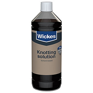 Wickes Trade Knotting Solution 250ml