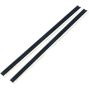 Wickes Power Planer Blades - Pack of 2