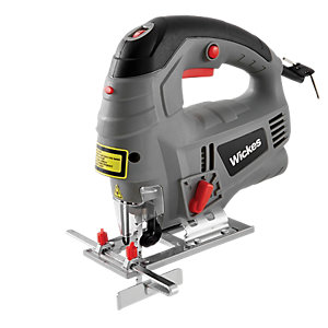 Wickes Pendulum Jigsaw with Laser Guide - 800W