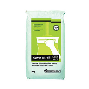 Gyproc Easi Fill 45 Compound - 10kg
